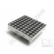 DOT Matrix LED 8x8 Küçük